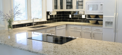 Once Granite Countertops Are Installed, They Are Nearly Indestructible, But  In Transit, Granite Is Quite Fragile. Most Granite Shops Provide  Installation ...