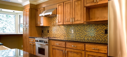 Upgrade Your Kitchen With Cabinet Crown Molding ...