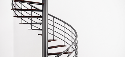 The Best Metals for Spiral Staircases | DoItYourself com