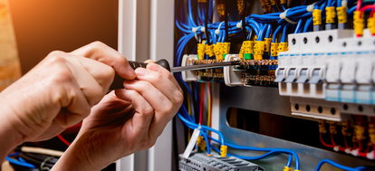How to replace an electrical breaker panel doityourself step 5 preparing new electrical panel solutioingenieria Choice Image