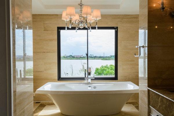 Способы получить лучшее освещение в ванной комнате