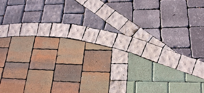 How to Stain Concrete Paving Stones