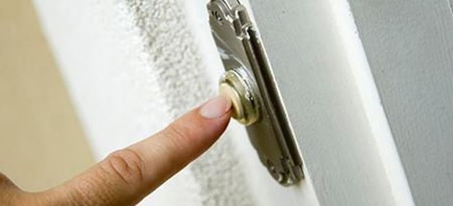 Doorbell Button Replacement DoItYourselfcom