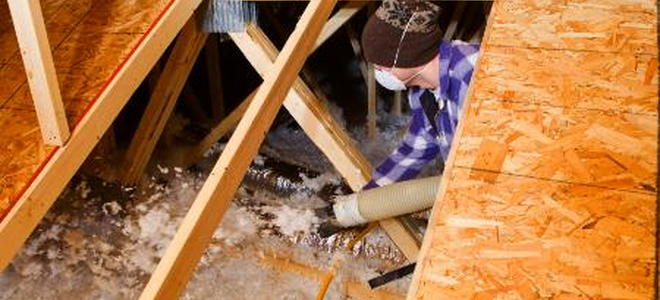 How To Insulate Attic Flooring Doityourself Com