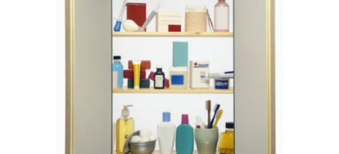 How to Remove a Built-In Medicine Cabinet | DoItYourself.com