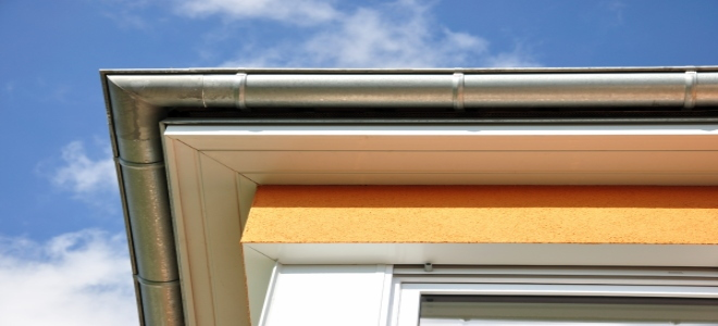 7 Types of Rain Gutters | DoItYourself com