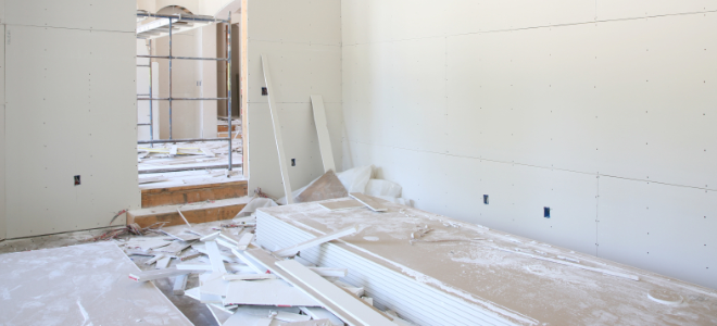 How to Locate Electrical Wires Behind Sheetrock ... Wiring Walls on
