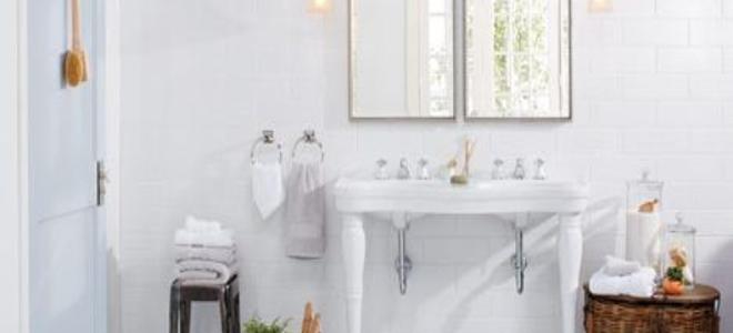 Choosing And Installing Modern Bathroom Mirrors