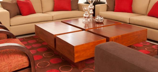 Oriental Area Rug: Will Furniture