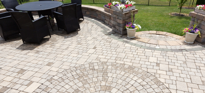 Keep your brick patio looking new doityourself a brick patio can be a gorgeous feature for your home but maintaining it throughout harsh sun and snowy winters is important if you want to keep the patio solutioingenieria Image collections