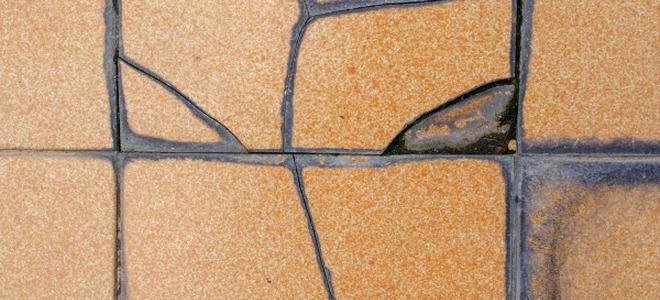 Replacing Damaged Ceramic Tiles Doityourself