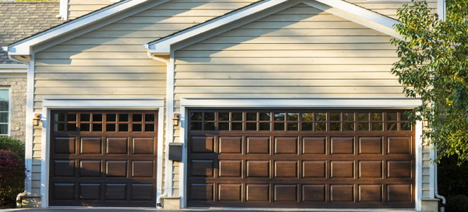 garage door trim how to install trim around a garage door opening 29161