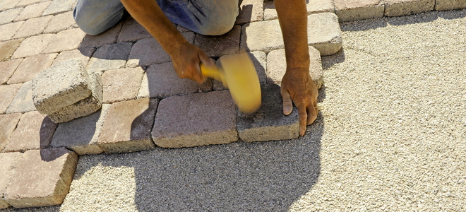 4 common mistakes when working with paver steps for Steps to building a house yourself