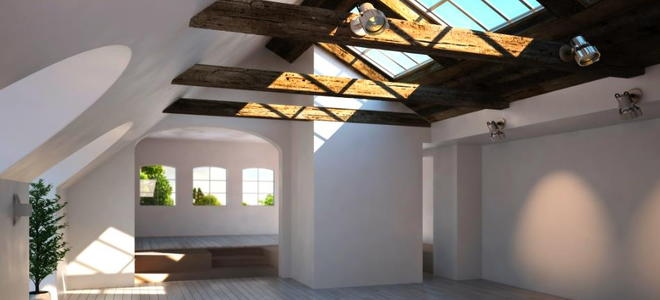 Four Advantages Of Installing A Skylight In A Vaulted