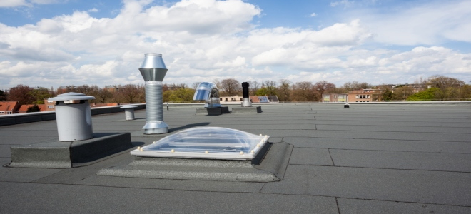 8 Types Of Flat Roof Vents Doityourself Com