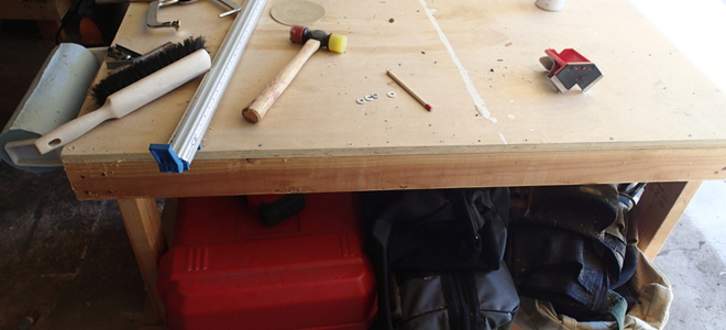 What Is The Best Wood For Workbench Tops Doityourself