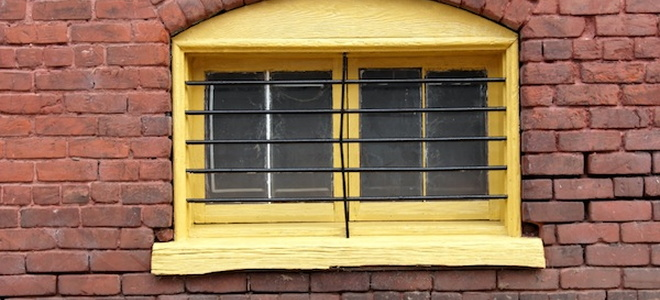how to install security bars on a basement window