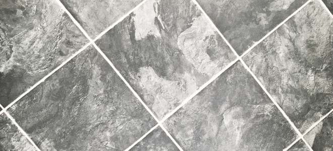 Installing Self Adhesive Vinyl Tiles In A Bathroom Doityourself Com