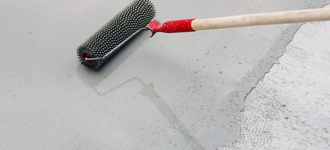 Sealing Your Garage Floor