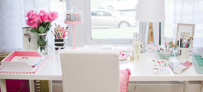 Do It Yourself Home Office: 7 Home Office Must-haves On A Budget