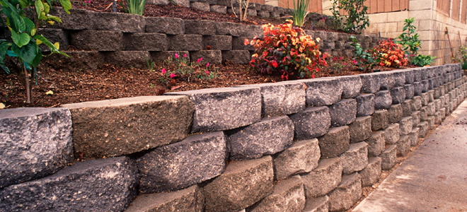 Terms of the Trade What Is a Retaining Wall