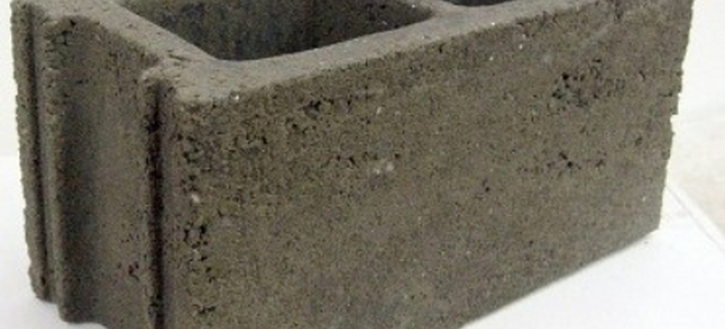 How To Fill A Cinder Block With Concrete Doityourself Com