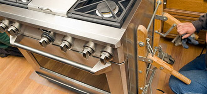 How to Install a Gas Range DoItYourselfcom