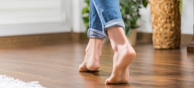 How To Silence A Squeaky Floor Doityourself