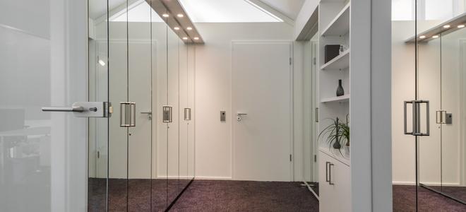 How To Make Mirror Closet Doors Look High End Doityourself