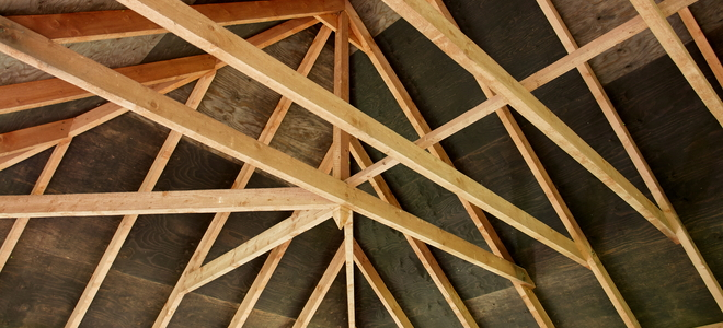 How To Build A Curved Rafter Doityourself Com