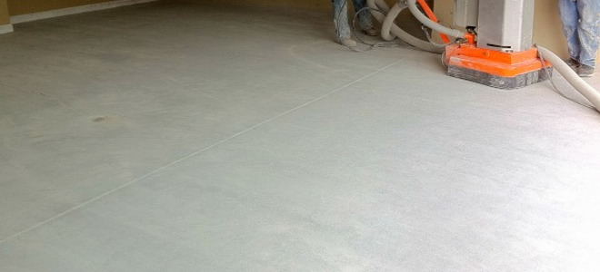 Building a garage 3 foundation for How to clean concrete floors indoors
