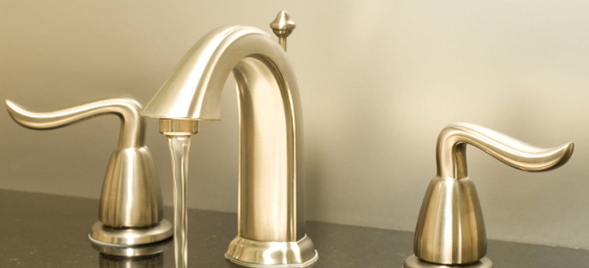 While Chrome Bathroom Faucets Are Standard Today, It Is Still Possible To  Find Bronze Faucets That Are Surprisingly Inexpensive. They Are ...