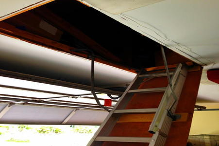 Drop Down Vs Folding Attic Ladder Pros And Cons