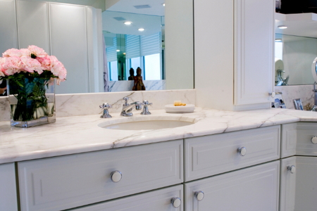 How To Raise A Bathroom Vanity Doityourself Com