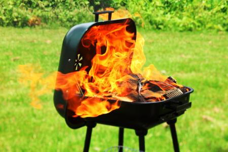 Barbeque Grills And Fire Safety Doityourself Com