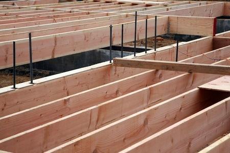 Pier and beam foundation repair basics for Pier and beam foundation spacing