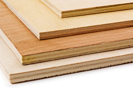 Plywood advantages and disadvantages for Exterior sheathing options