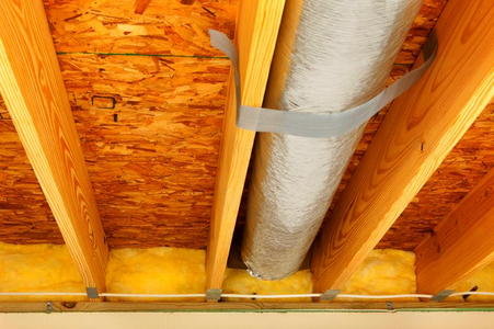 How To Insulate A Plywood Ceiling Doityourself Com