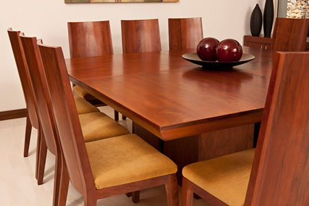 How to Make a Dining Room Table | DoItYourself.com