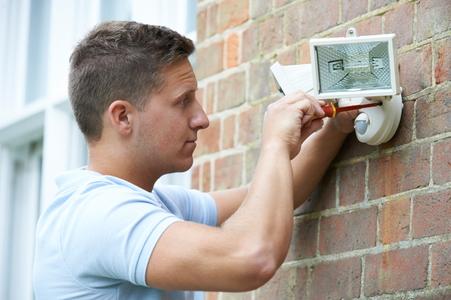 repairingsensorlights-125616 Outside Electrical Panel on zinsco dangerous, main breaker, ways hide, mobile home, door covers,