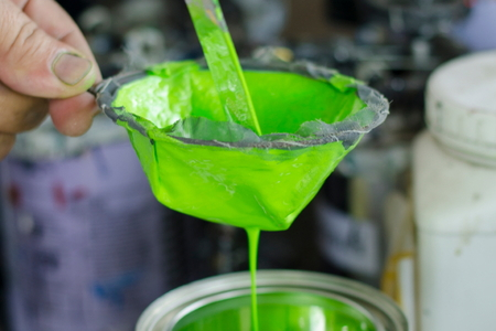 Mixing Paint for Spraying | DoItYourself.com