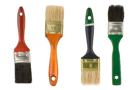 Different Types Of Paint Brushes And Their Uses