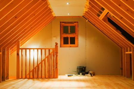 Finishing An Attic Heating And Cooling Considerations