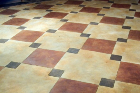 How Can You Revamp Your Concrete Floor With Paint