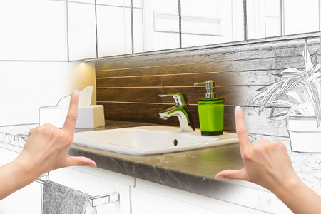 5 storage diys for small bathrooms. Black Bedroom Furniture Sets. Home Design Ideas