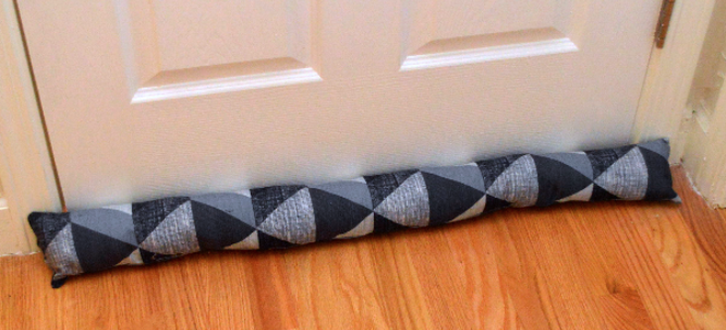 Captivating Step 12   Use Your Door Draft Stopper