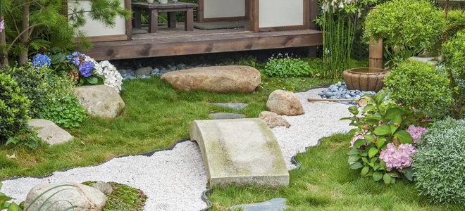Create An Authentic Oriental Garden In Your Backyard Doityourself Com