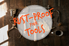 A layout of rusty tools with an overlay stating