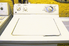 washing machine lid
