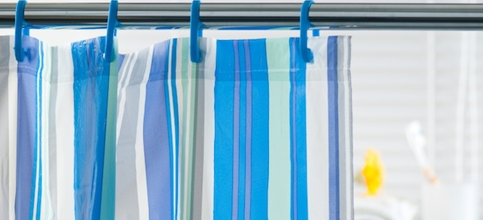 5 Most Common Shower Curtain Liner Materials